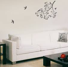 wall stencil spring songbirds reusable stencils better than