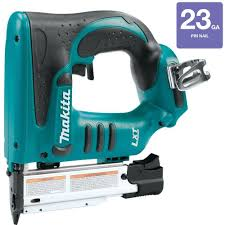 home depot black friday makita power tools makita 18 volt lxt lithium ion 23 gauge cordless pin nailer tool