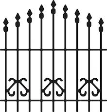 halloween dies cheery lynn designs die ornamental gate