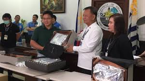 disposition bureau the bureau of customs turned the seized shabu to pdea for their
