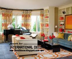 Draperies For Living Room Trends Living Room Curtain Styles Colors And Materials