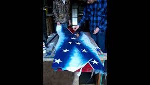 Cool Confederate Flag Pics Confederate Flag Tailgate Painting Youtube