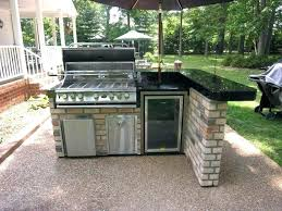 how to build an outdoor kitchen island metal studs for outdoor kitchen image of galvanized steel frames