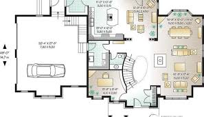 Contemporary Home Plans Modern Home Floor Plans