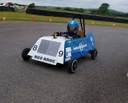 rolls royce headquarters the coolest go kart ever by rolls royce maxim