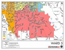 Jackson Ms Map Home City Of Hattiesburg