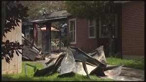 warning from firefighters after detached garage burns khou com