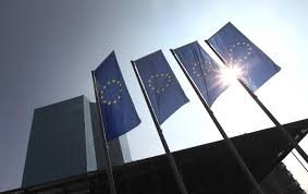 siege bce les bourses européennes bondissent dans la foulée des annonces de la