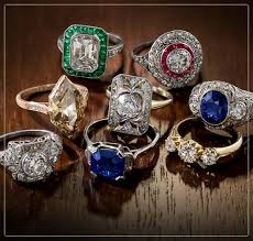 estate engagement rings authentic vintage antique and estate jewelry lang antiques