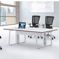 2 Person Computer Desk Modern Two Person Cheap White Computer Desk For Office Desk Buy