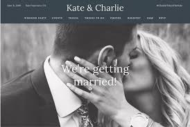 wedding websites best these are the 5 best wedding websites to use for your wedding