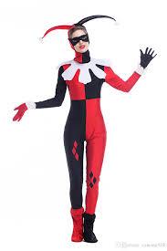 clown jumpsuit masquerade magician clown clothes suit