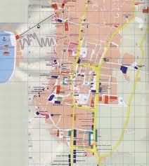 Cable Car Map Fira Tourist Map Fira Santorini Greece U2022 Mappery