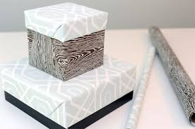 How To Make Decorative Gift Boxes At Home Home Dzine Craft Ideas How To Cover Up A Plain Box