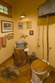 Rustic Bathroom Design Ideas by 1000 Ideas About Rustic Bathroom Designs On Pinterest Rustic