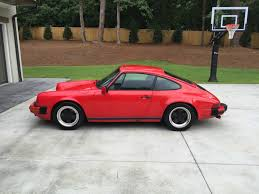 red porsche 911 1984 porsche 911 3 2 for sale u2013 guards red