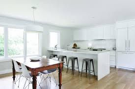 Open Concept Kitchen by An Open Concept Kitchen U0026 Living Space Moneca Kaiser Design Build