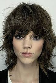 shag haircuts short hairstyles short hairstyles for small foreheads luxury shag