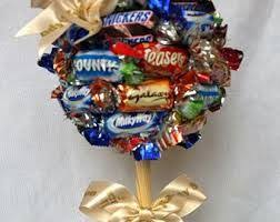 chocolate baskets 120 best lolly and chocolate baskets topiaries images on