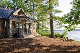 lakeside home plans bloombety small lakefront home plans with contemporary lake home