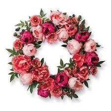 flower wreath quintesentially marquee wedding inspiration wedding