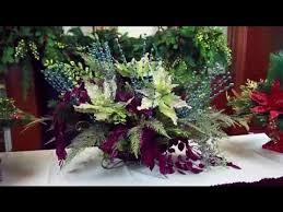 artificial flower arrangements decorating for