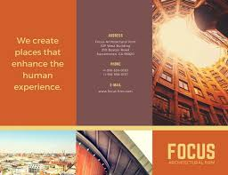 company brochure templates canva
