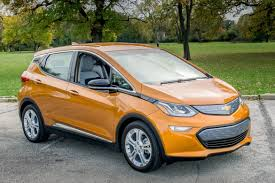nissan leaf vs chevy bolt 2017 chevrolet bolt ev our review cars com