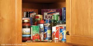 Basic Kitchen Essentials Basic Foods For Cupboard Fridge And Freezer Unl Food