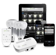 wi fi led light bulbs gateway to the smart home mit technology