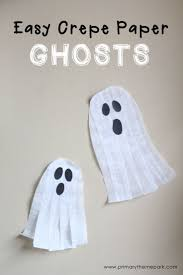 halloween ghost crafts halloween crafts for kids primary theme park