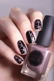 nail art easy nail art withtriping tape for artnail designseasy