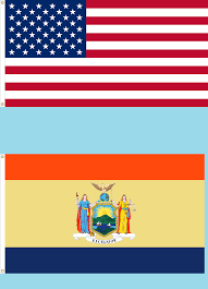 New Brunswick Flag Image 50star American Flag With New York State Flag Proposal By