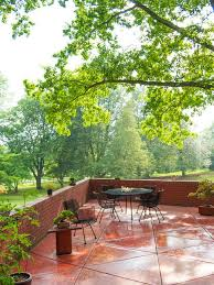 Dyed Concrete Patio by Dyed Concrete Houzz