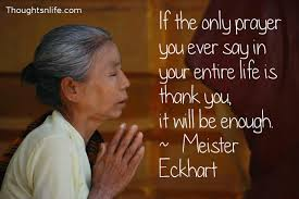 buddhist thanksgiving prayer meister eckhart u2013 the compassionate gardener a ministry of hope