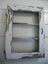 Kitchen Cabinet Shutters Chicken Wire Shelf Cabinet Window Door Porch Post Tin And