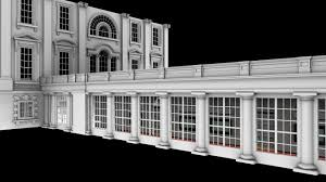 architecture white house page 2 foundation 3d forums
