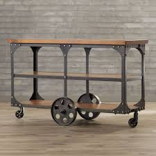 sofas center industrial style sofa tables on wheels diy table