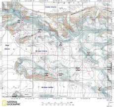 Aac Map Bear Glacier Many First Ascents Aac Publications Search The