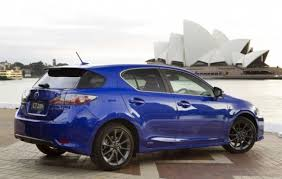 lexus ct f sport review 2011 lexus ct 200h f sport review spec picture and price
