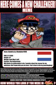 Street Fighter Meme - my street fighter meme by shadaloo1989 on deviantart