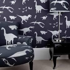 purple u0026 silver dinosaur wallpaper for children dya think e