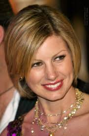 short haircuts eith tapered sides faith hill clean and conservative bob hairstyle with tapered