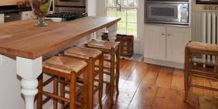 give your home character with distressed hardwood