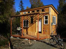 shed roof homes kevin s unique alaskan home