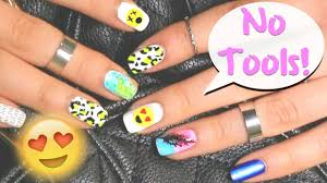 cool and easy nail designs 6 easy nail art designs for beginners
