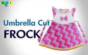 umbrella cut frock cutting u0026 stitching youtube