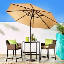 Patio Umbrella Set by Furniture Wonderful Lowes Bistro Set For Patio Furniture Idea
