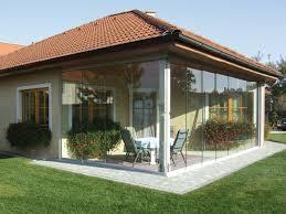 vetrata veranda veranda in vetro glass project giardino dinverno vetraria