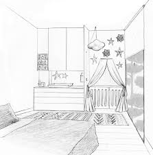 dessiner une chambre en perspective beautiful chambre en perspective facile photos ansomone us